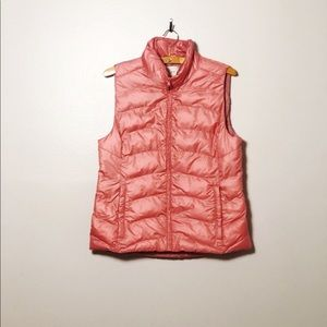 Loft Muse Rose Puffer Vest
